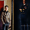Nicolas ripoll by robert polidori for bottega veneta's fall winter campaign
