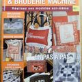Spécial patchwork & broderie machine hs1