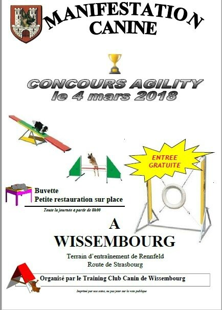 club canin wissembourg