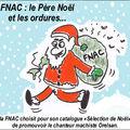 Noël fnac : action
