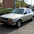 La bmw 316 (e30-l4)(1983-1989)(retrorencard avril 2011)