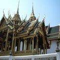 Palais impérial à Bangkok