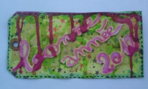 Mail Art Sandy 3