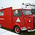 CITROËN type H chassis long Voiture de Secours d'Urgence SDIS 86 Lipsheim (1)