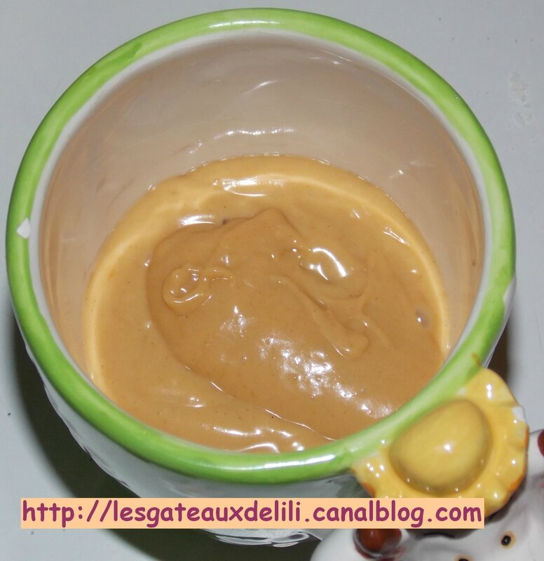 2014 01 18 - Mug Cake beurre de cacahuète (7)