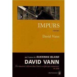 Impurs – David Vann Lectures de Liliba