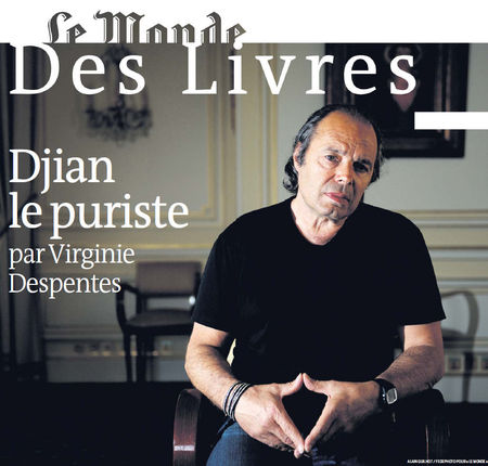 Djian le puriste, par Virginie Despentes