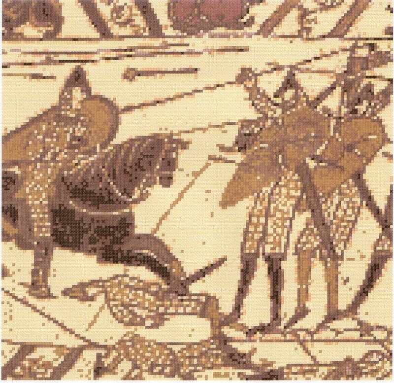 La bataille d'Hastings - Photo de Les modèles créés (et ...