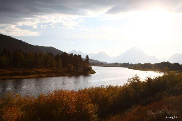 automne sur grand teton NP