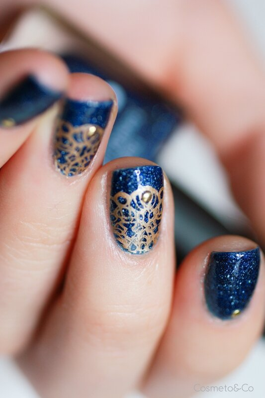 nail art cosmos picture polish stamping bornpretty-3