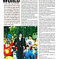 Heal the world - black & white n°5 - mars 1993