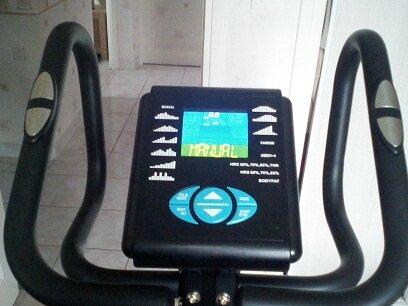 Vélo d'appartement Duramax X77 Capital sport