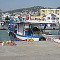 Le port de Tabarka