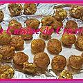 Minis muffins aux œufs