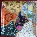Plat Kimono Japonais - Les porcelaine de Nanou