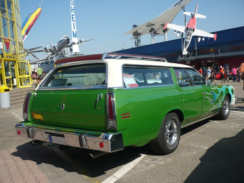 FORD LTD Country Squire 1974 Sinsheim (2)