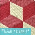 Cal vasarely blanket #19 ... the last one !!!!!