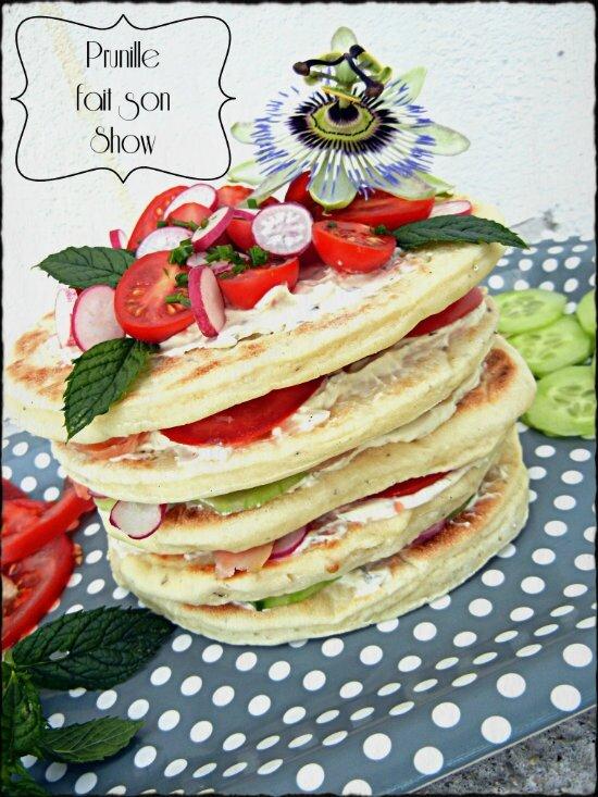 Sandwich cake et la recette des pains polaires ou pains suédois.