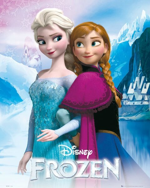 Elsa et Anna - Reine des Neiges