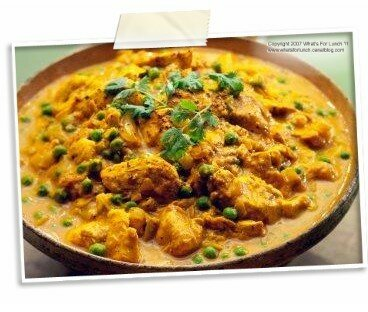 Poulet_au_Curry_de_Madras