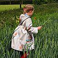 Manteau céphée de demi saison en sahco hesslein