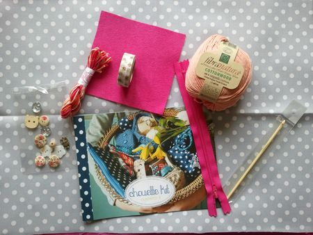 Chouette kit printemps 2013
