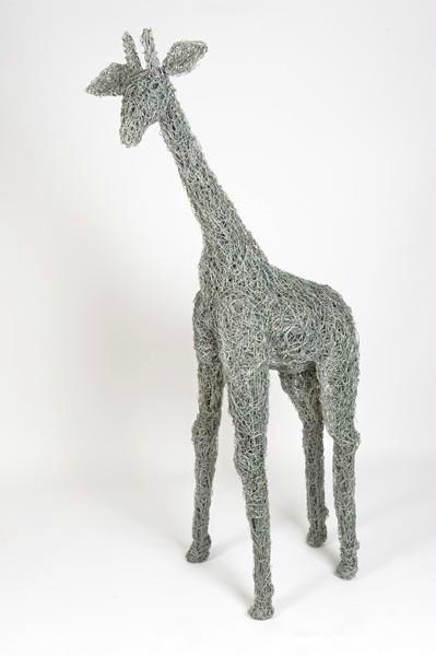giraf pièce d'art