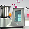 Venez découvrir l'i-cook'in, le robot culinaire multifonctions connecté de chez guy demarle