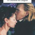 La duchesse de Langeais ; Honor de Balzac