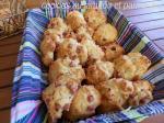 cookies au jambon et parmesan