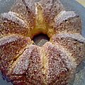 L'incroyable vanilla cake de nigella lawson