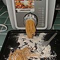 Spaghetti à la marinière