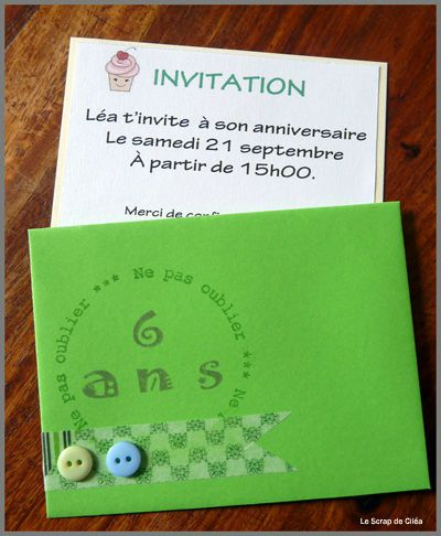 invitation 5