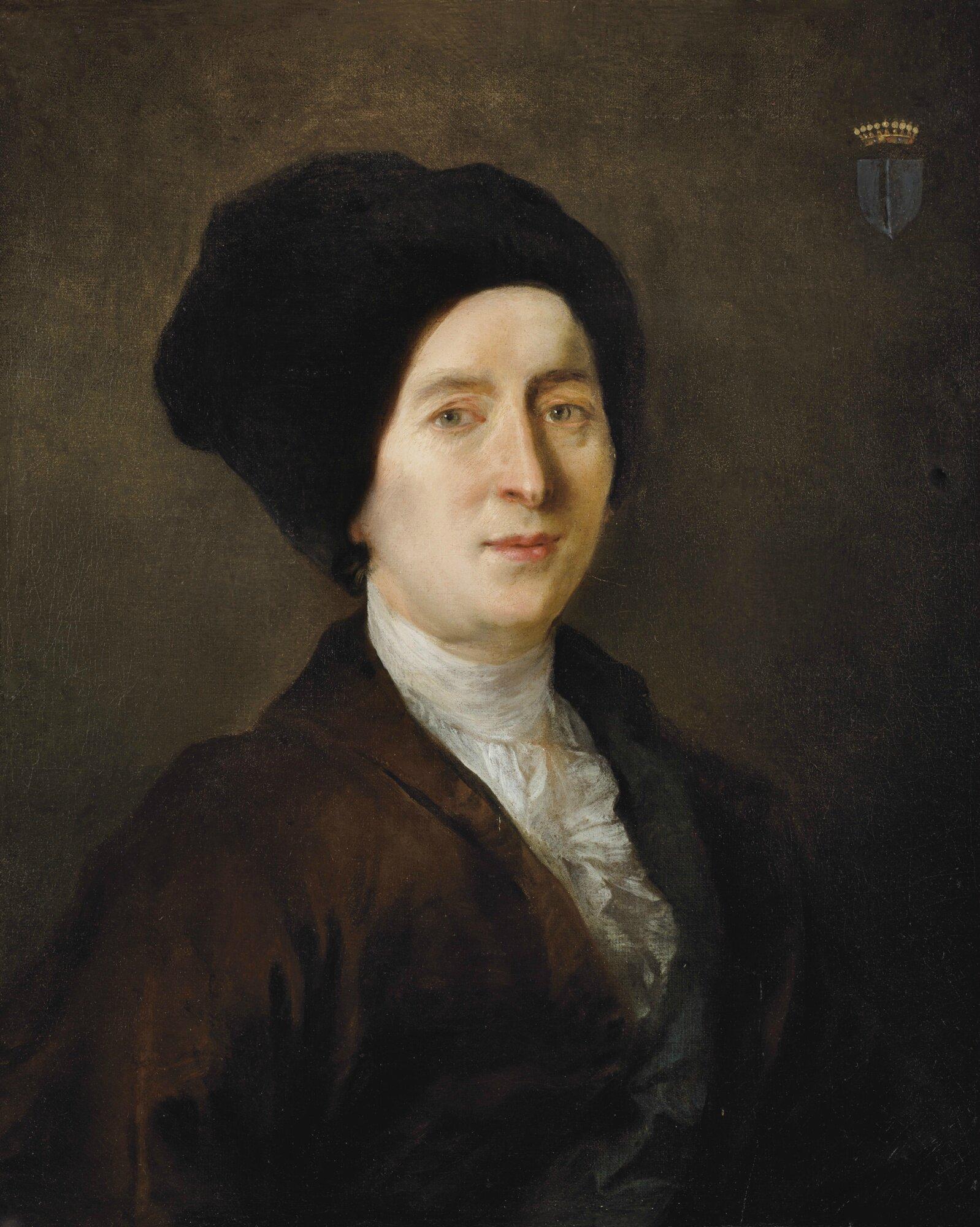 Nicolas Lancret (Paris 1690 – 1743), Portrait de Pierre Mangot, seigneur d'Orgères, de Dréville et de Dauray