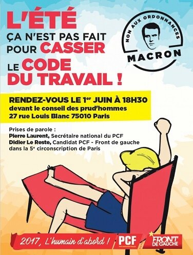 CodeTravailVacances