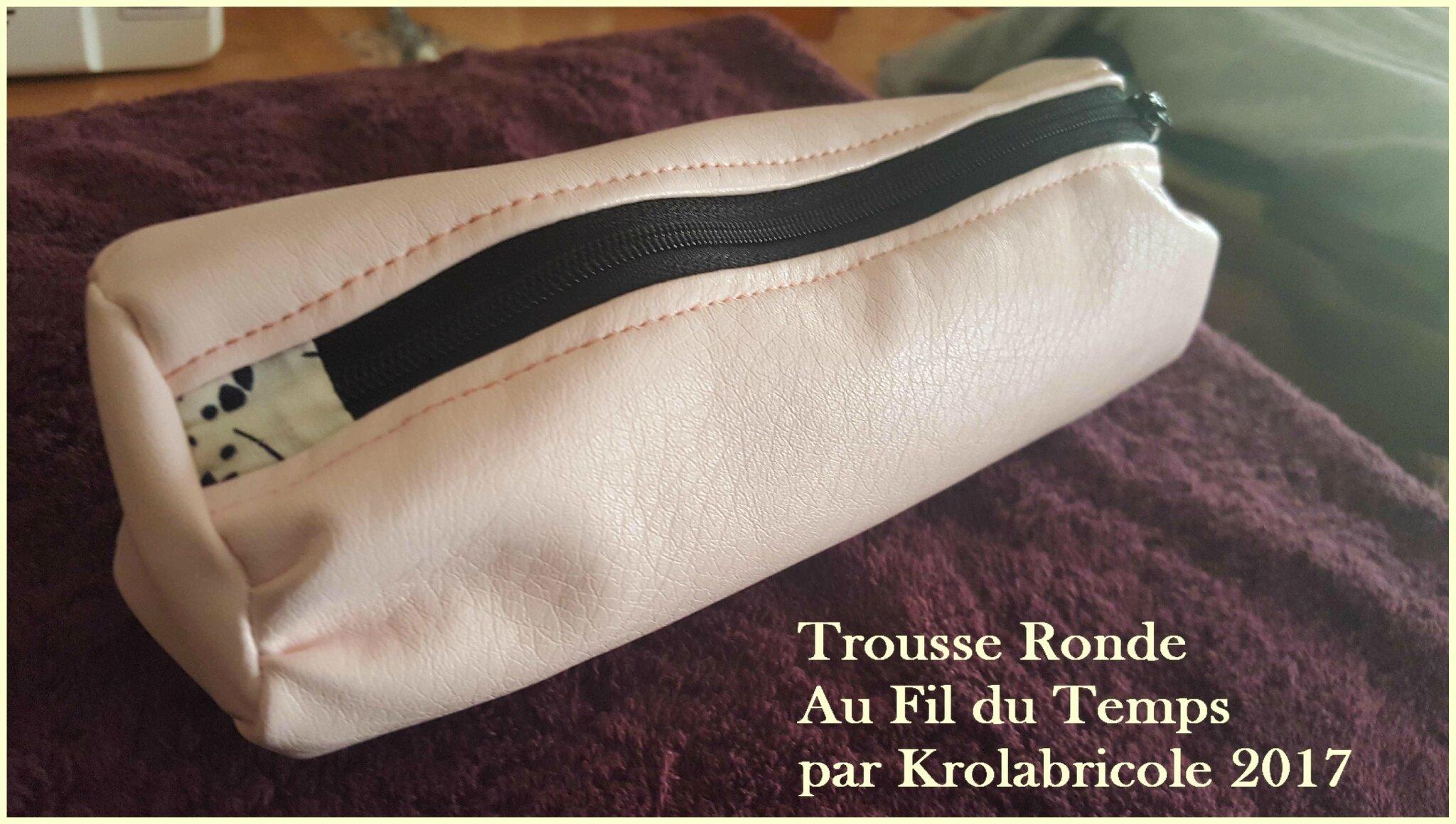 Trousse Ronde Souple
