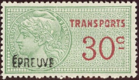 30 centimes transports