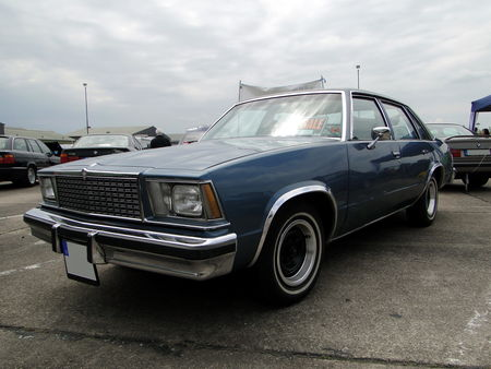CHEVROLET Malibu Classic 4door Sedan 1978 Motoren und Power Lahr 2010 1