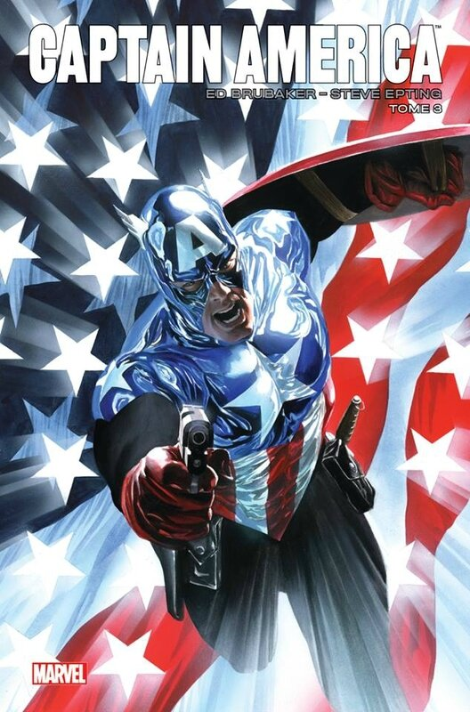 marvel icons captain america par brubaker 03