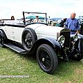 Delage type DI transformable de 1922 (Retro Meus Auto Madine 2012) 01