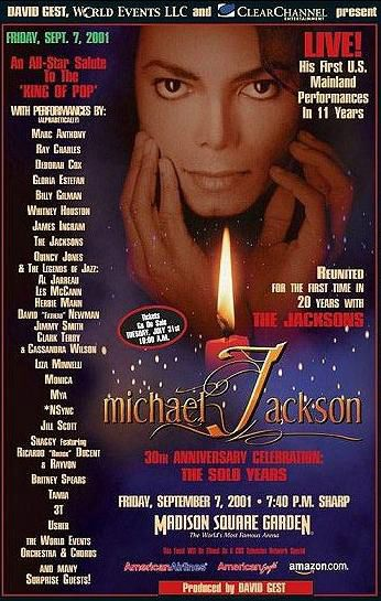 MJ30thposter