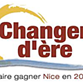 COMMUNIQUE DE PRESSE DE PATRICK ALLEMAND DU GROUPE CHANGER D' ERE 