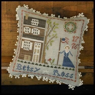 early americans - N°1 betsy Ross