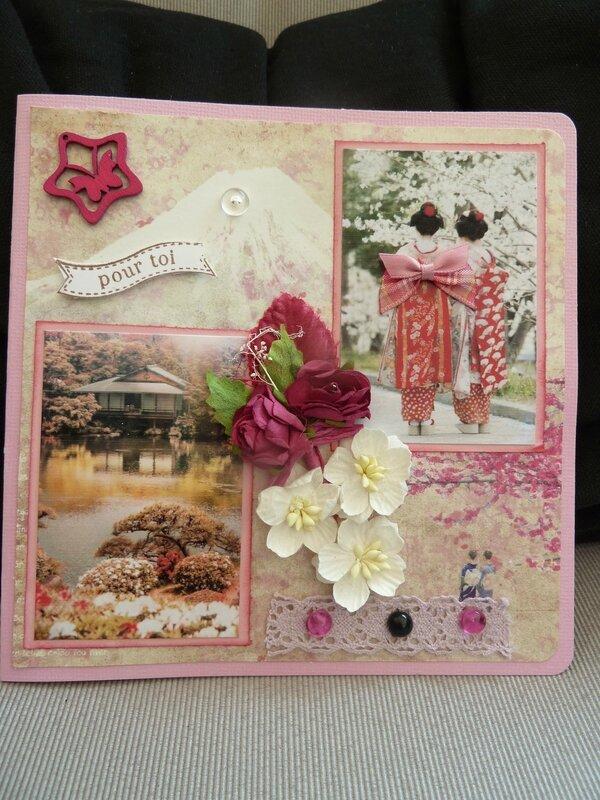 échange de l été chez rosalie - carinne