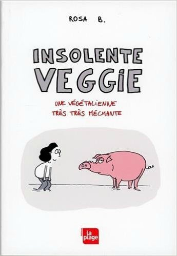 insolente veggie rosa B