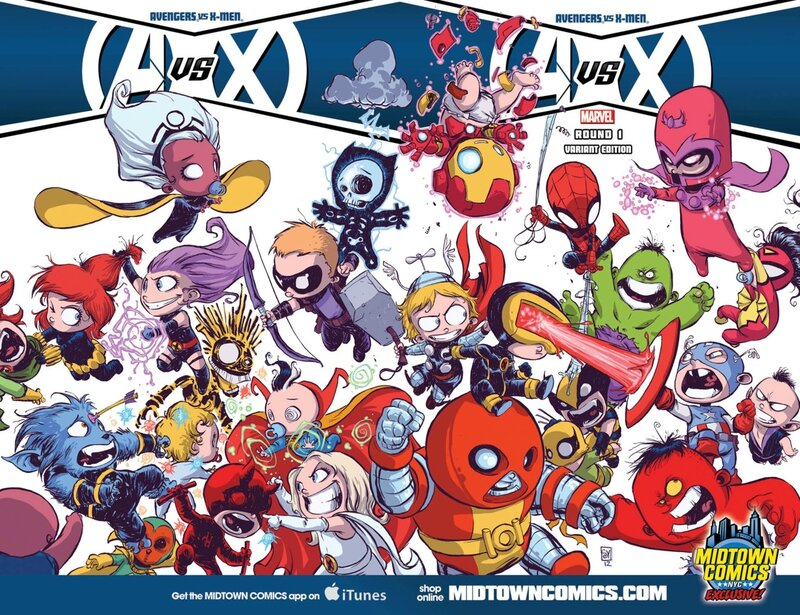 Avengers-vs-X-Men_Variant_Skottie-Young
