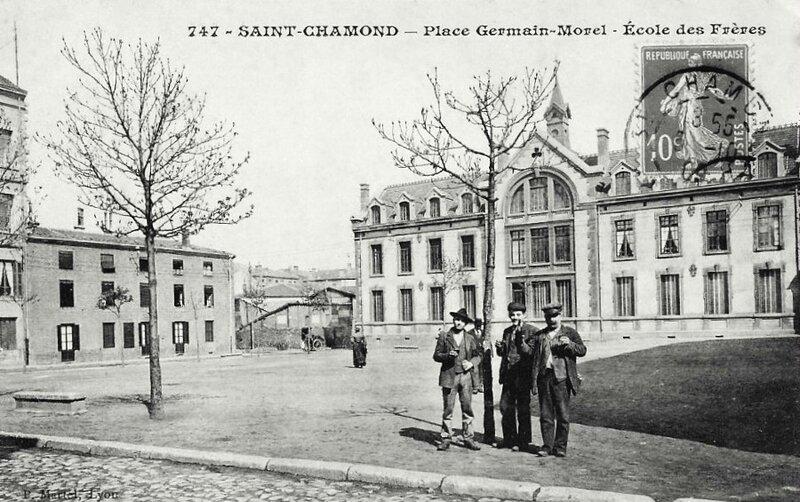 école des Frères place Germain-Morel (1)