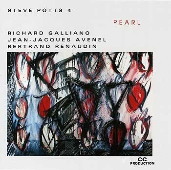 Steve Potts Quartet - 1990 - Pearl (CC Production)