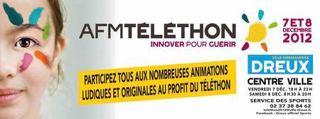 image téléthon dreux 2012