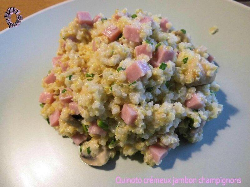 0425 Quinoto crémeux jambon champignons 1